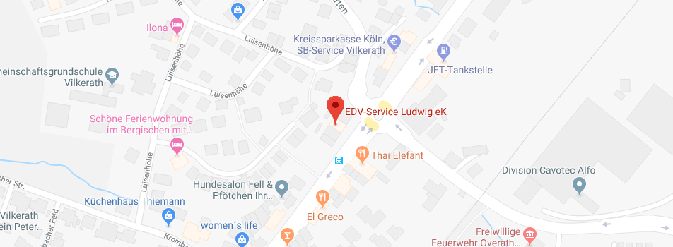 EDV Ludwig Location
